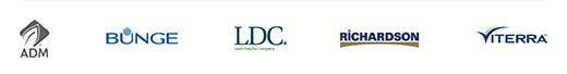 ADM | BUNGE | LDC | RICHARDSON | VITERRA