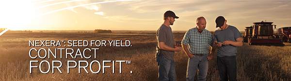Nexera. Seed for Yield. Contract for Profit.