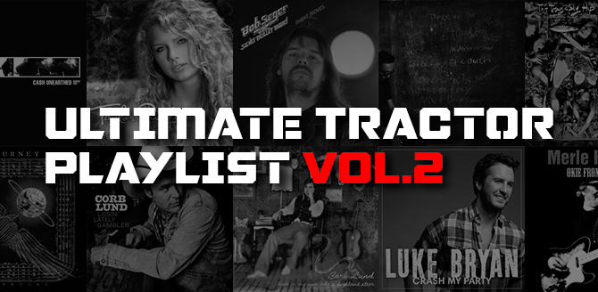 Ultimate Tractor Playlist Vol.2