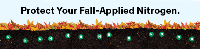 Protect Your Fall-Applied Nitrogen