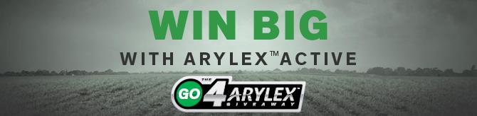 Win Big with Arylex Active